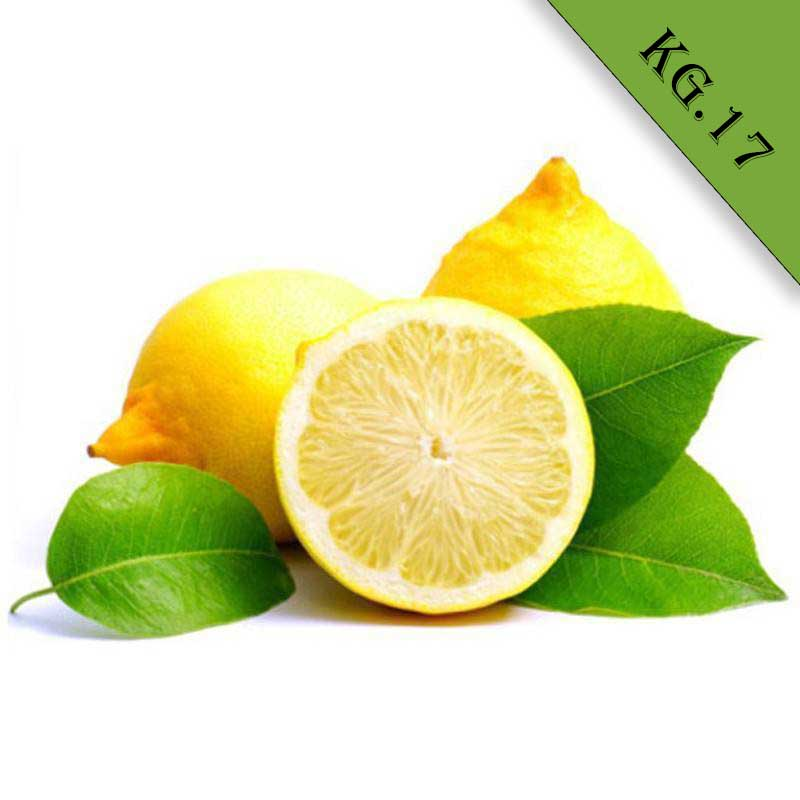 Limoni biologici Kg 17