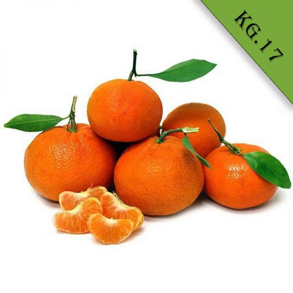 Clementine biologici kg 17